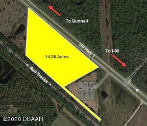 0 US 1 (14.26 AC) Highway, Bunnell, FL 32110
