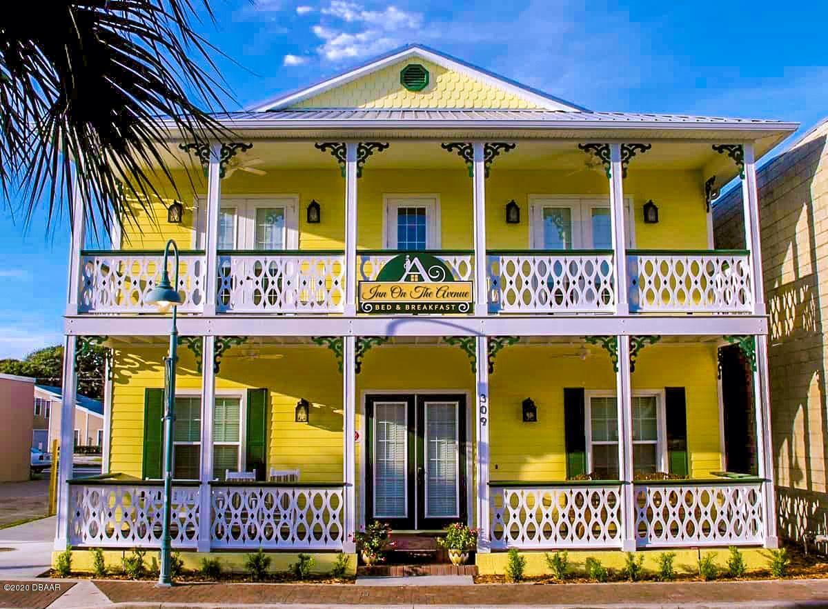 Photo of 309 Flagler Avenue, New Smyrna Beach, FL 32169