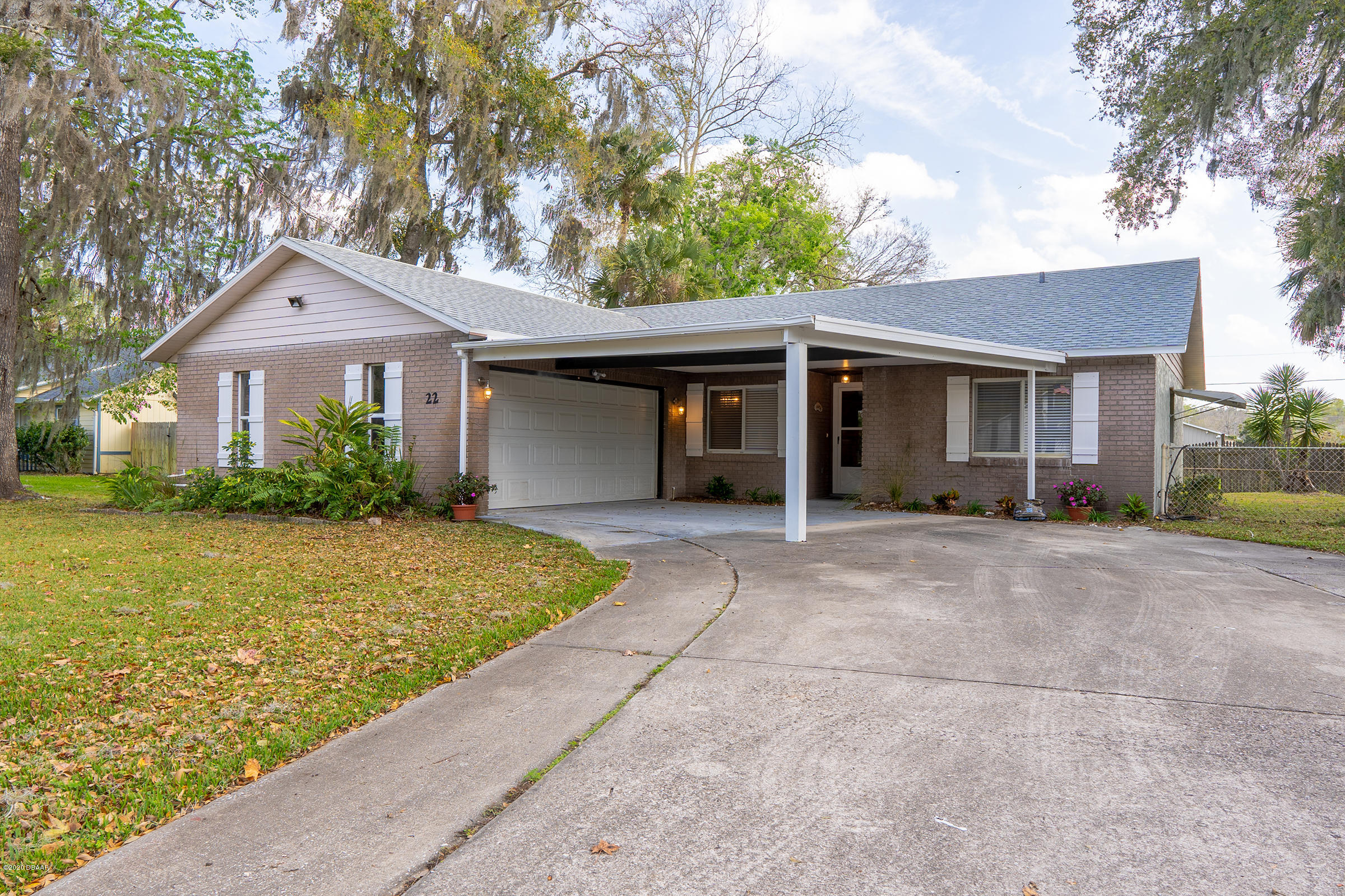 22 Oak Brook Drive, Ormond Beach, FL 32174