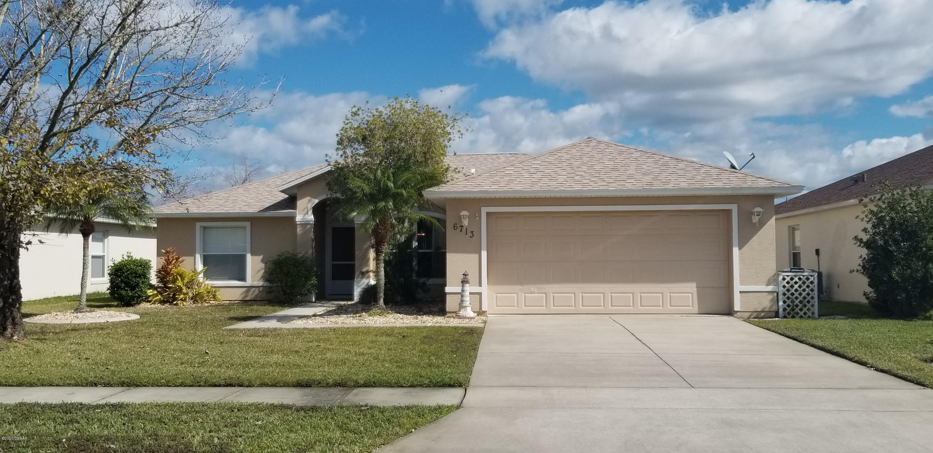 6713 Ferri Circle, Port Orange, FL 32128