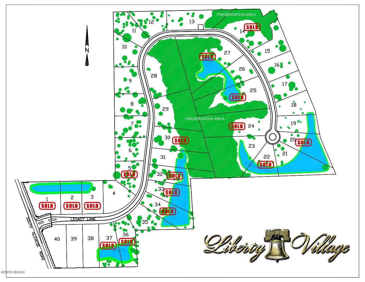 2339 Legacy Lane, New Smyrna Beach, FL 32168