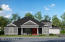 Virtual Rendering of proposed home. Color selections will be made by buyer and plan design can be modified.