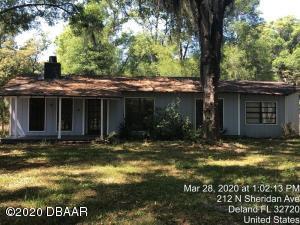 212 N Sheridan Avenue, DeLand, FL 32720