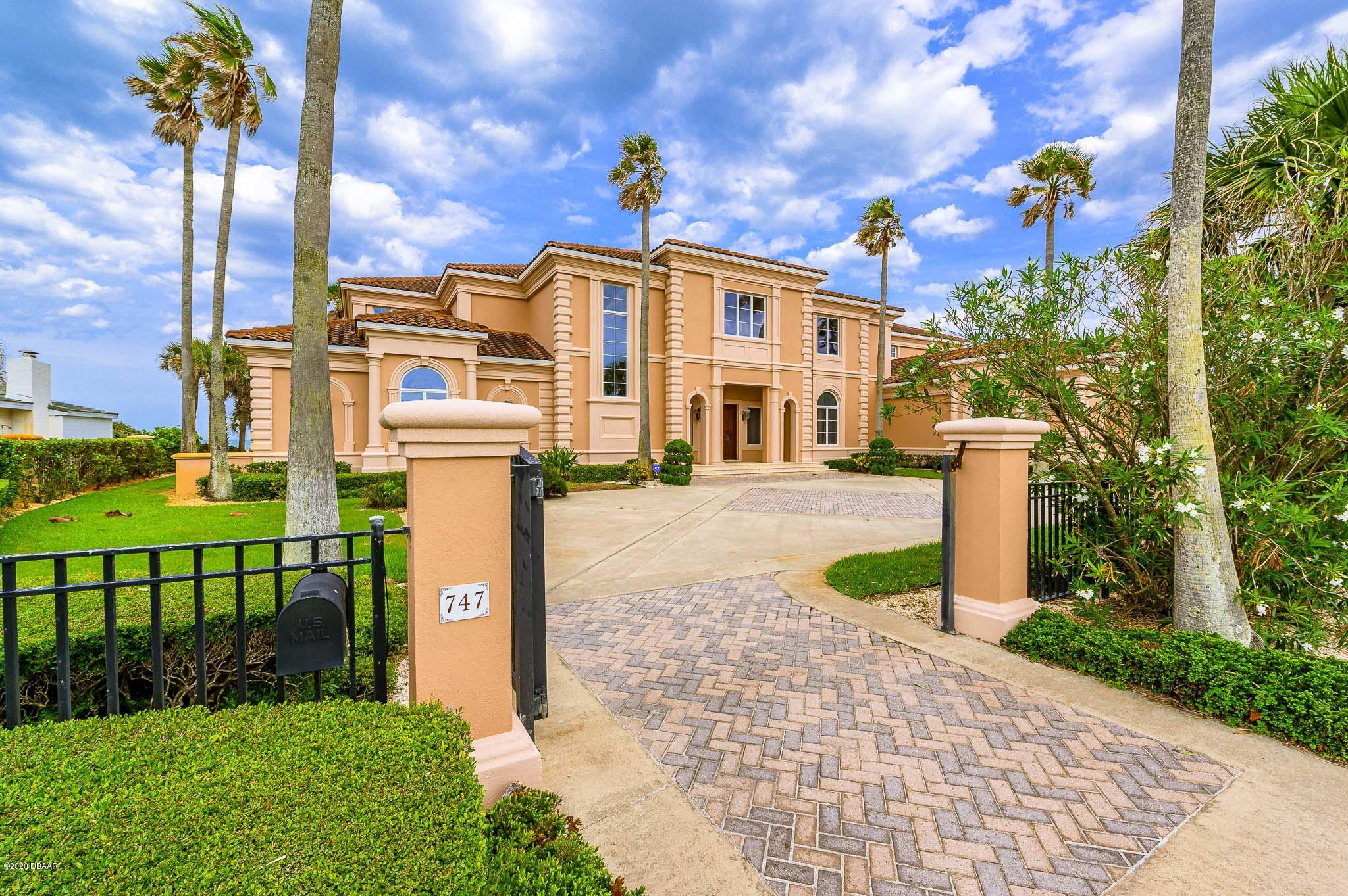 Photo of 747 Ocean Shore Boulevard, Ormond Beach, FL 32176