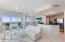 Designer touches with 10 ft ceilings!