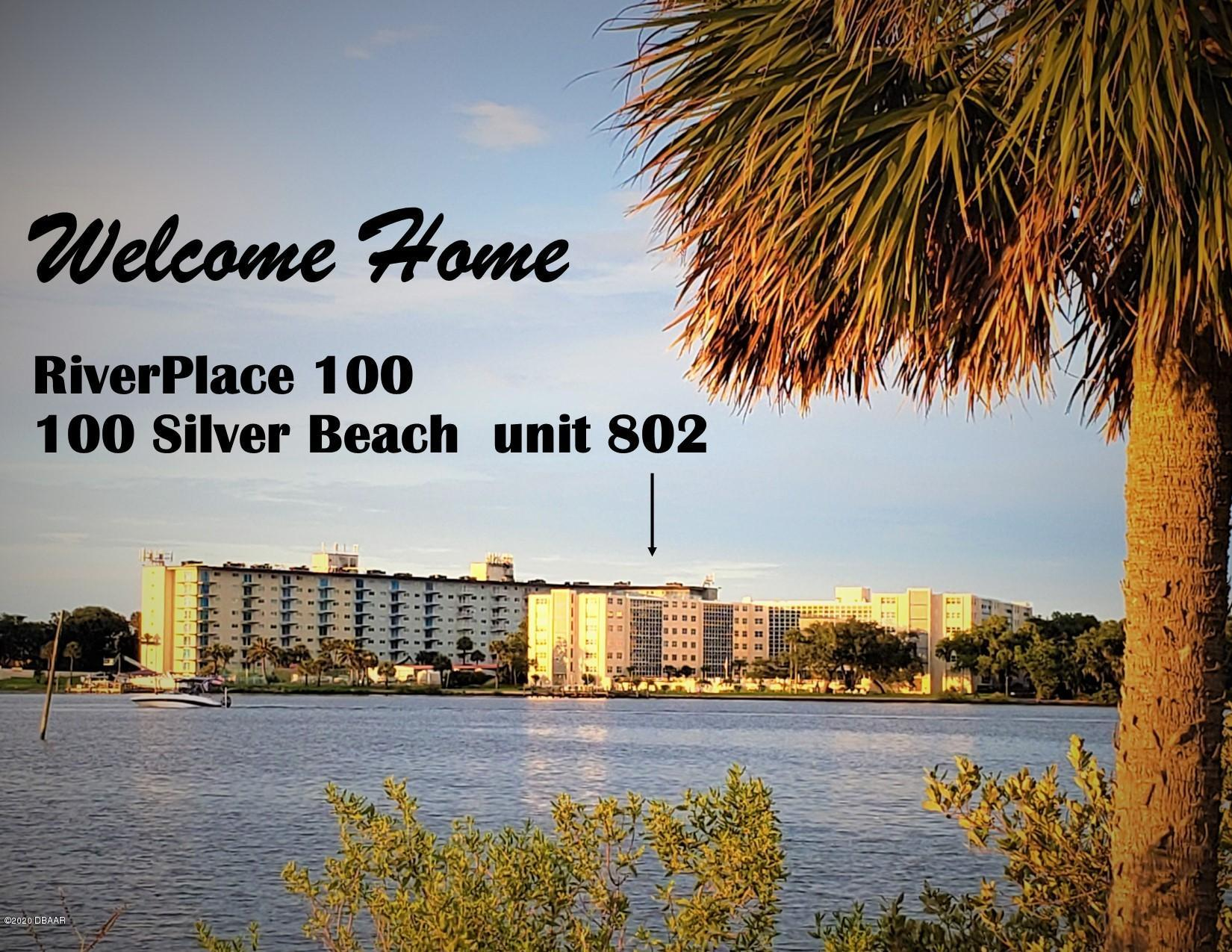 100 Silver Beach Avenue 802, Daytona Beach, FL 32118