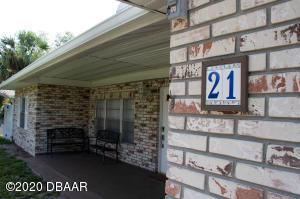 21 E Bayshore Drive, Port Orange, FL 32127