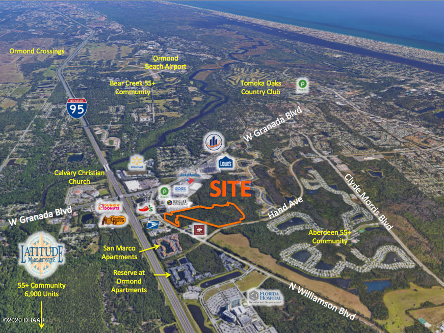 Details for 0 Hand Avenue, Ormond Beach, FL 32174