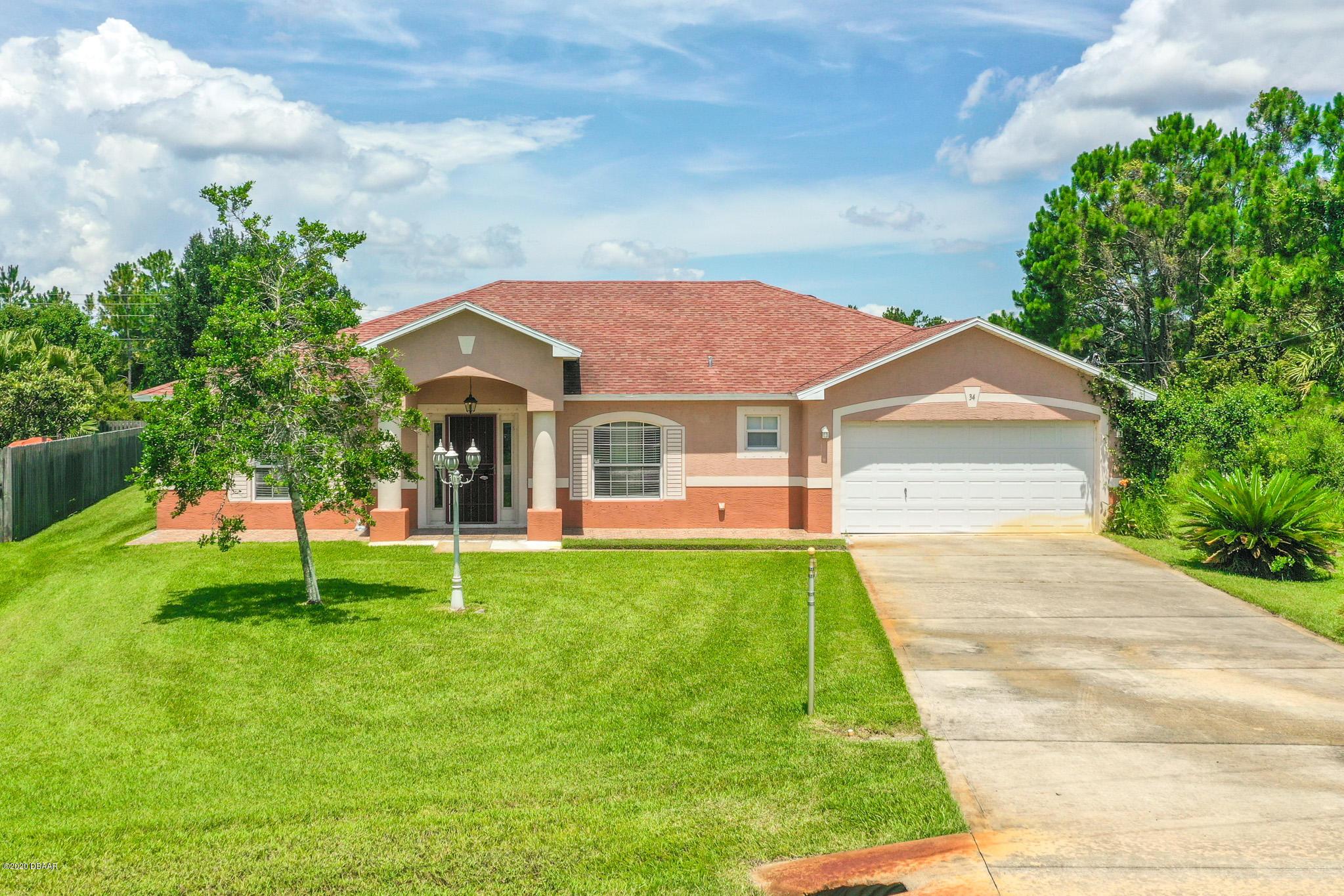 Photo of 34 Felwood Lane, Palm Coast, FL 32137