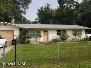 601 Center Lane, Holly Hill, FL 32117