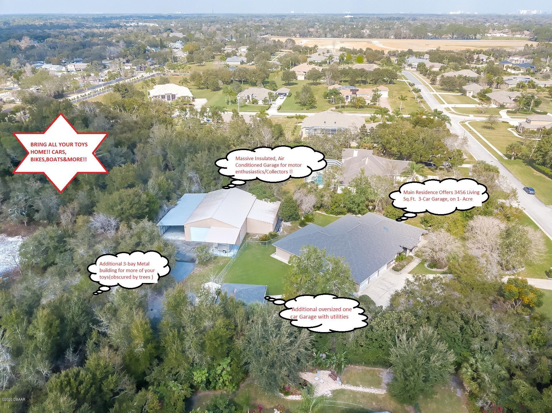 Photo of 5997 Seminole Woods Drive, Port Orange, FL 32127