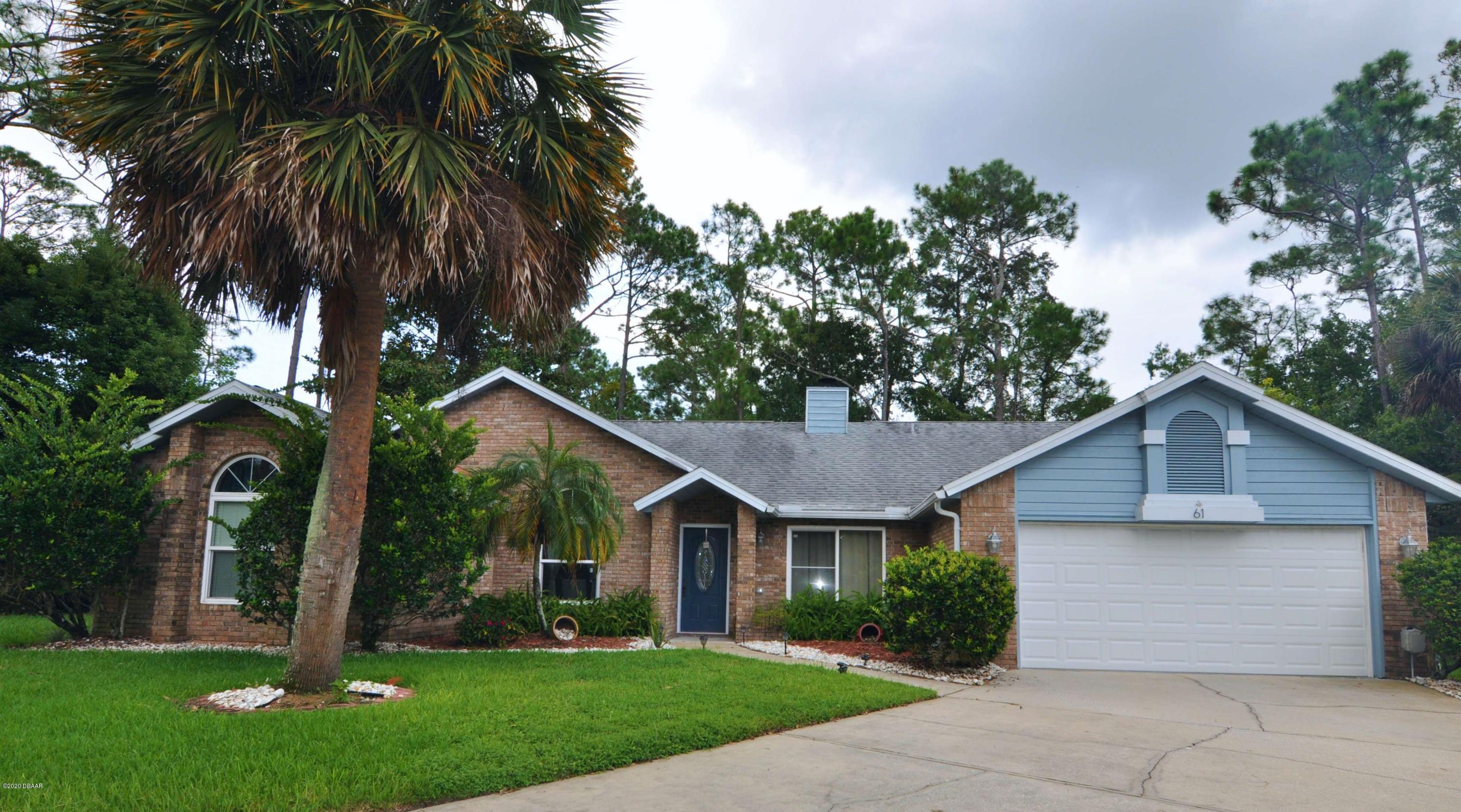Details for 61 Carriage Creek Way, Ormond Beach, FL 32174