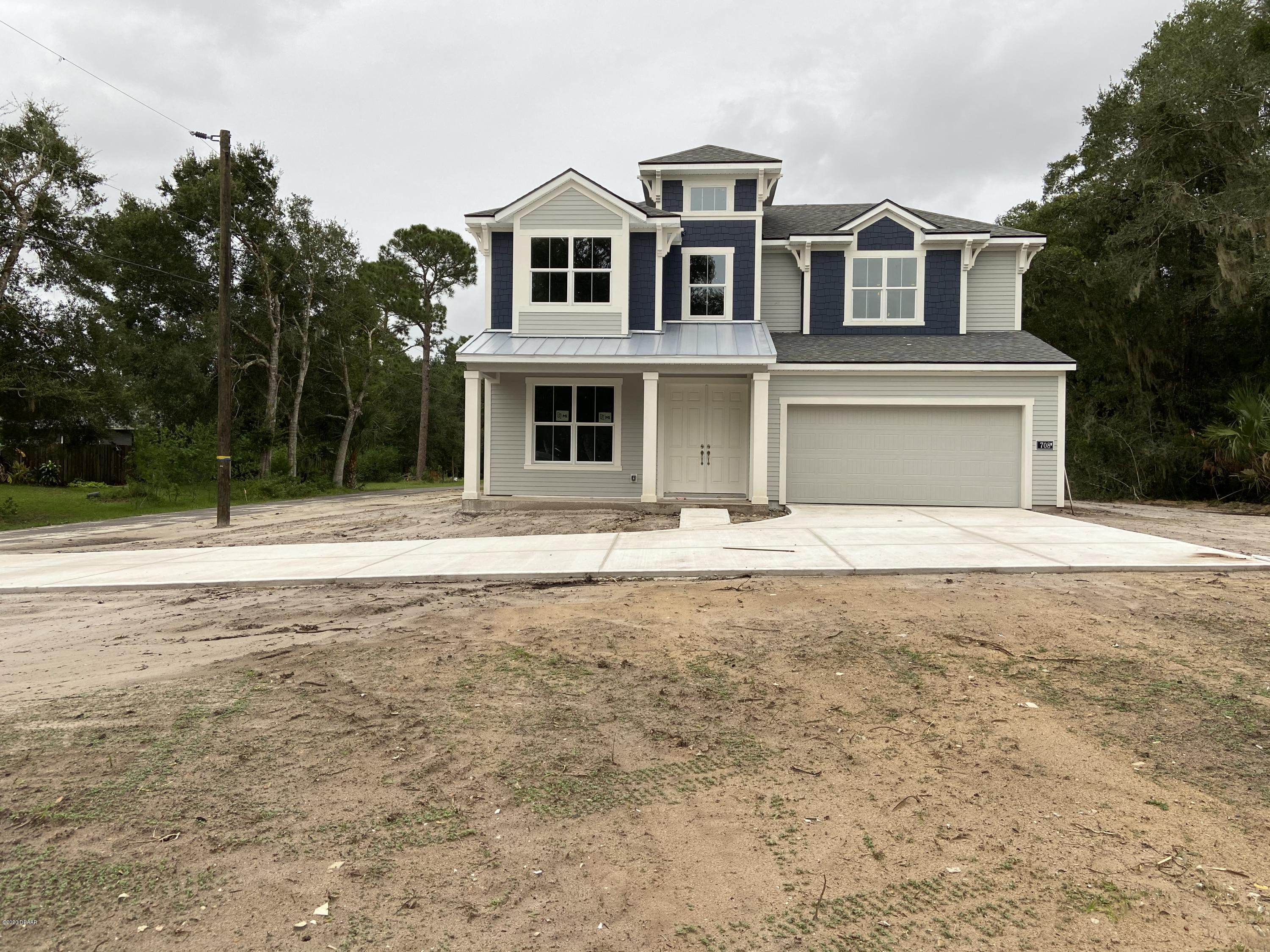 Photo of 708 S Glencoe Road, New Smyrna Beach, FL 32168
