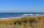Pristine Ormond Beach, Atlantic Ocean at Highbridge Road and A1A.