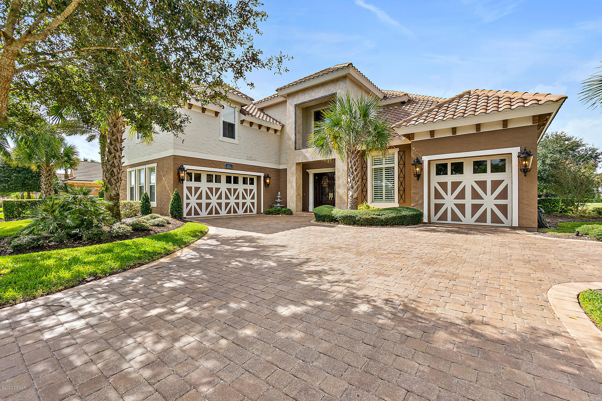 Property for sale at 641 Woodbridge Drive, Ormond Beach,  Florida 32174