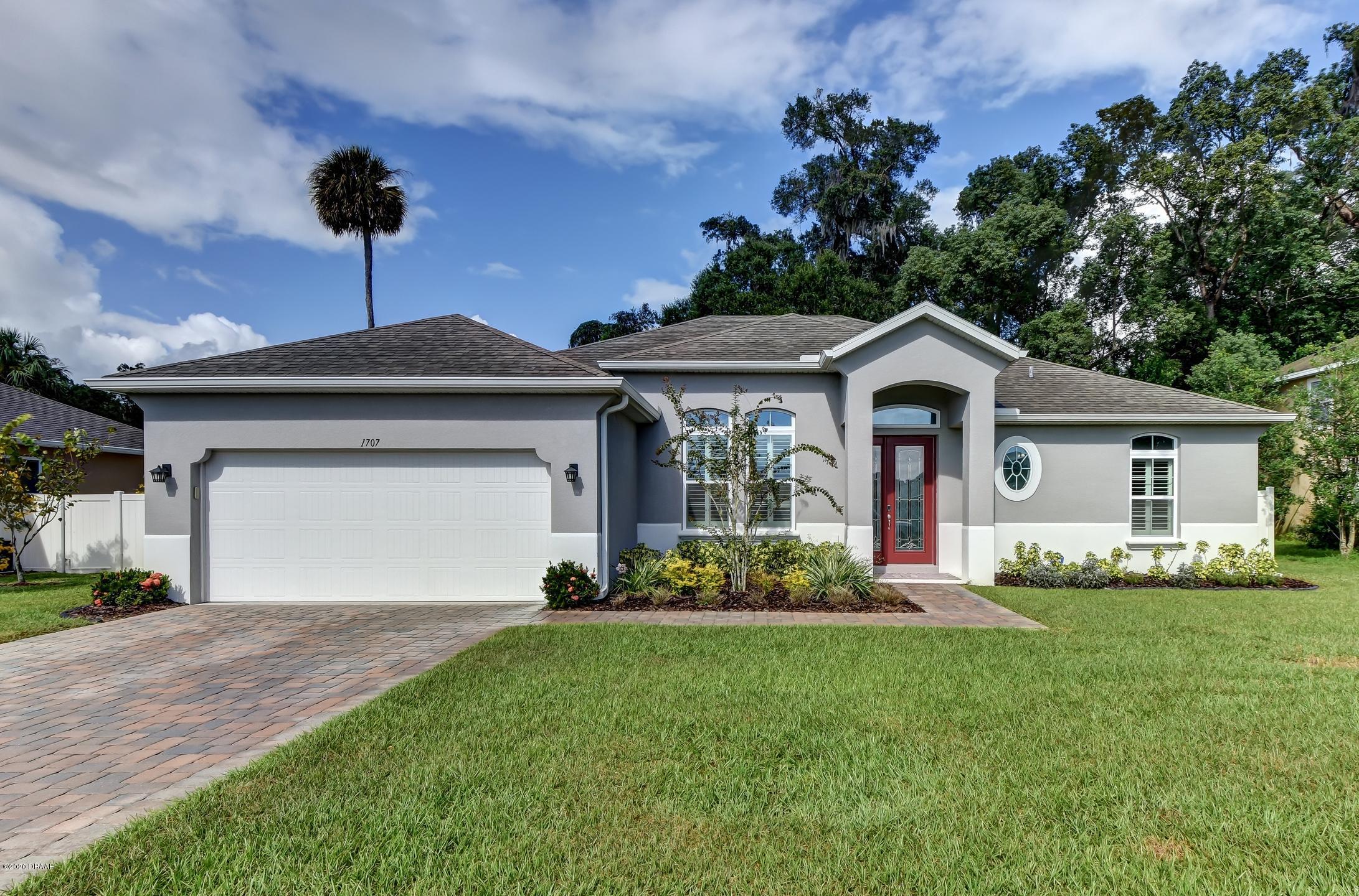 Details for 1707 Coral Fern Drive, DeLand, FL 32720