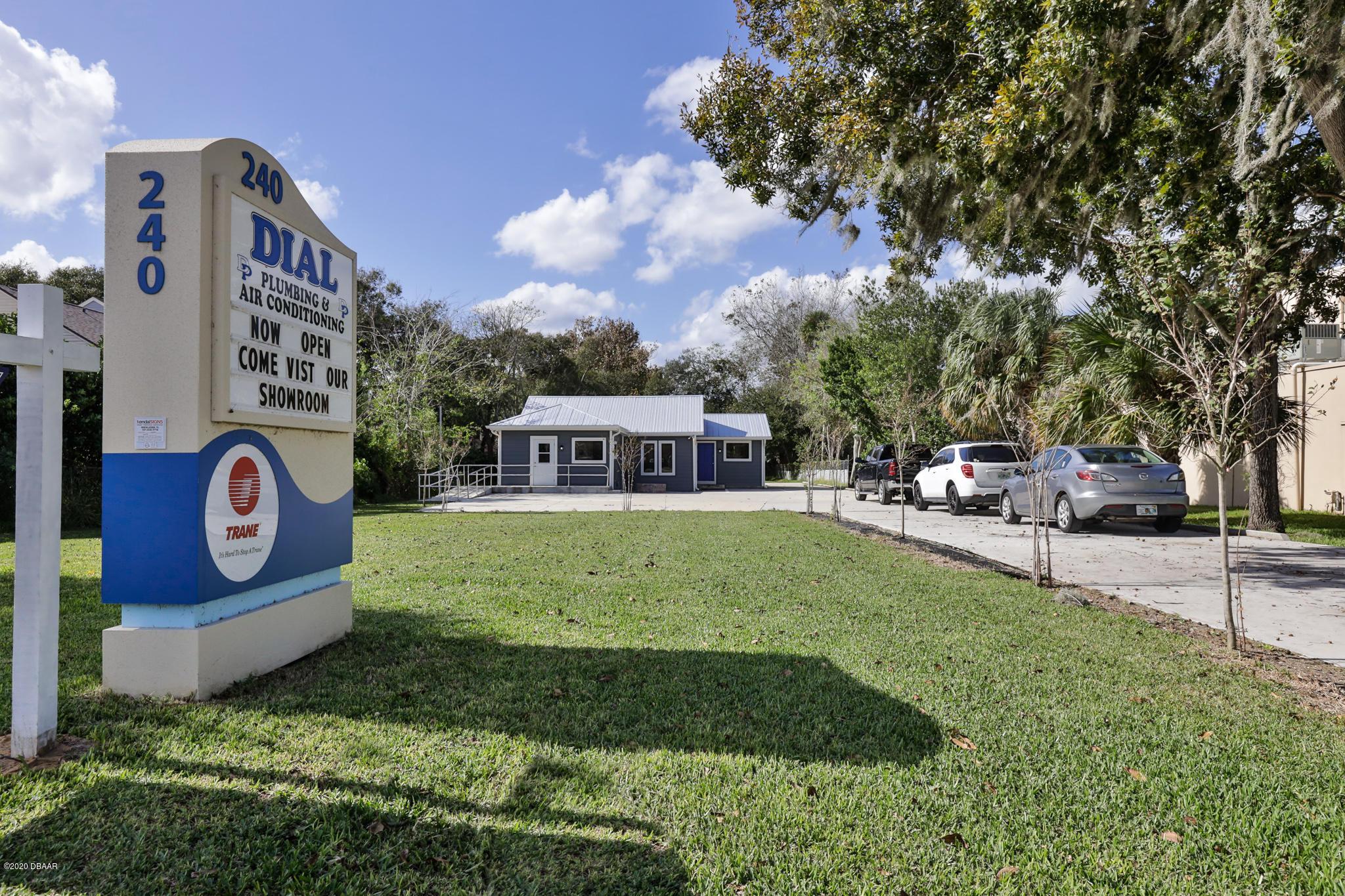 Photo of 240 N Ridgewood Avenue, Edgewater, FL 32132