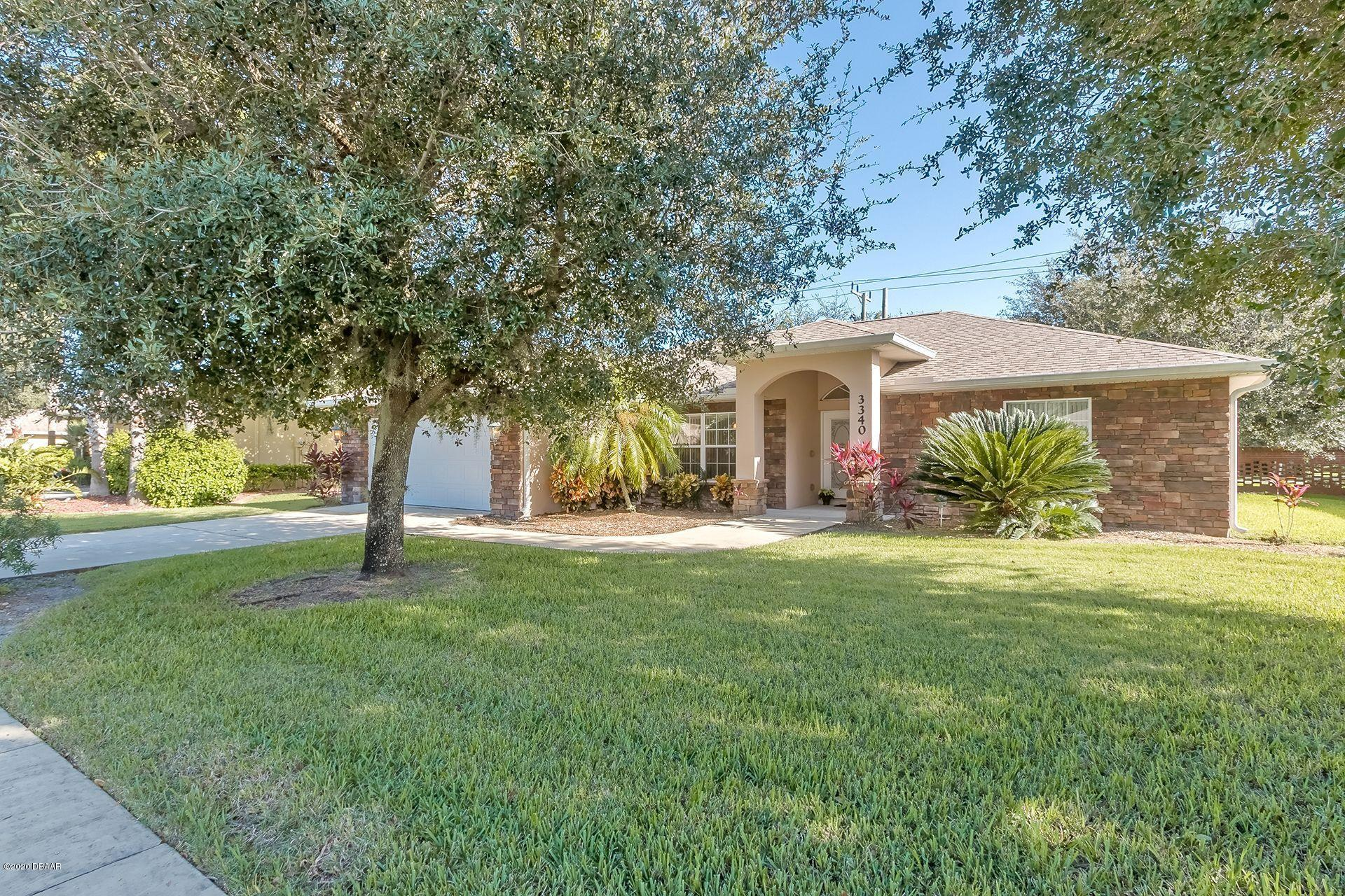 Details for 3340 Country Manor Drive, South Daytona, FL 32119