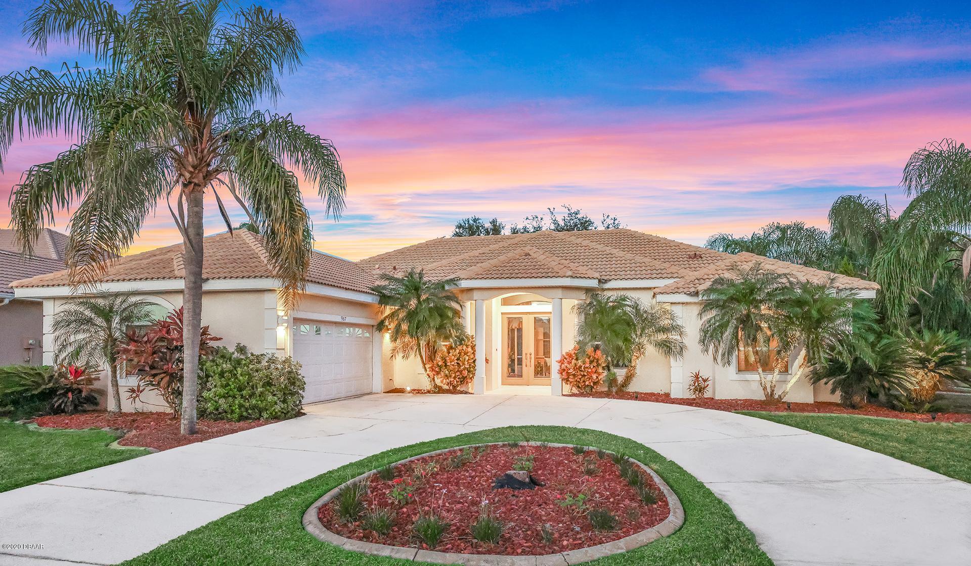 Photo of 987 Mori Court, Port Orange, FL 32127