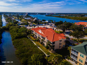 466 Bouchelle Drive, 105, New Smyrna Beach, FL 32169