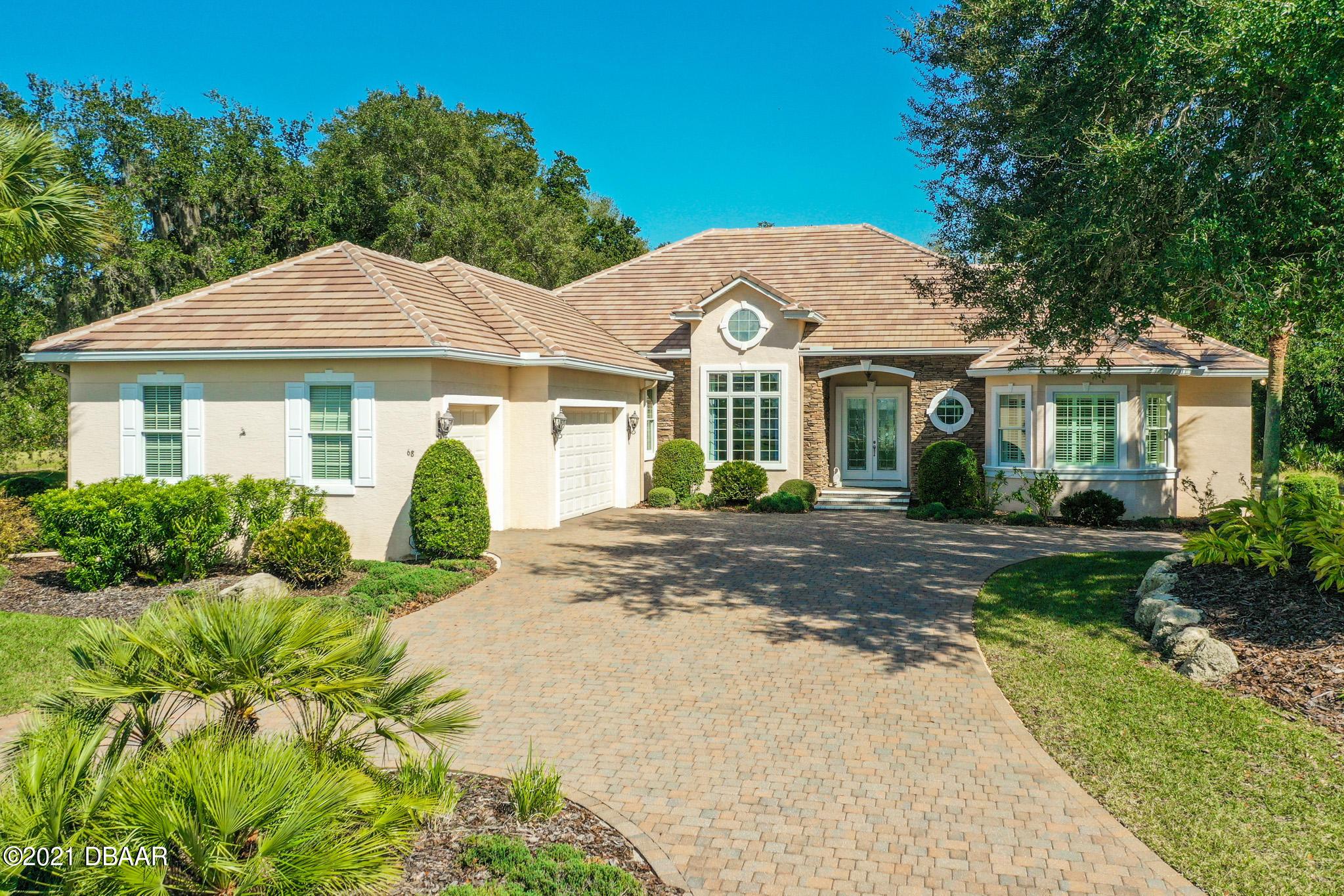 Photo of 68 S Old Oak Drive, Palm Coast, FL 32137