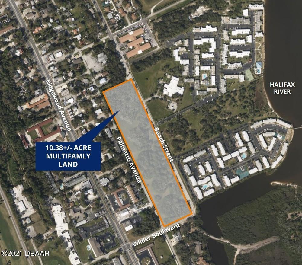 Details for 0 Corner Wilder Blvd & Beach St, Daytona Beach, FL 32114