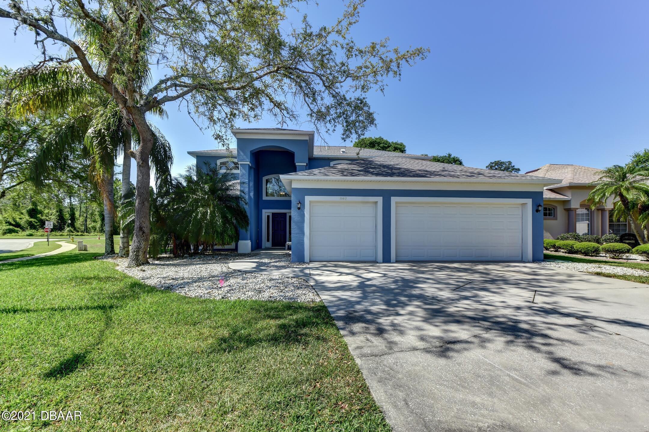 Photo of 802 Whispering Wind Court, Port Orange, FL 32128