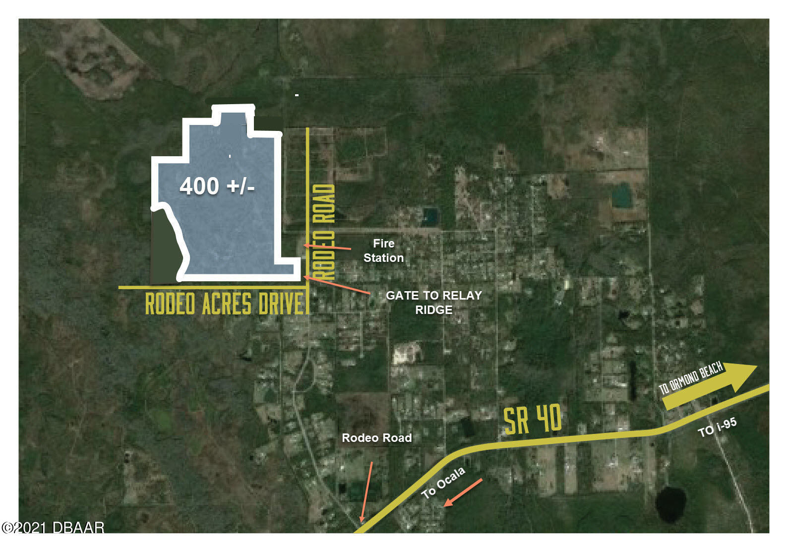 Details for 400 Rodeo Road, Ormond Beach, FL 32174