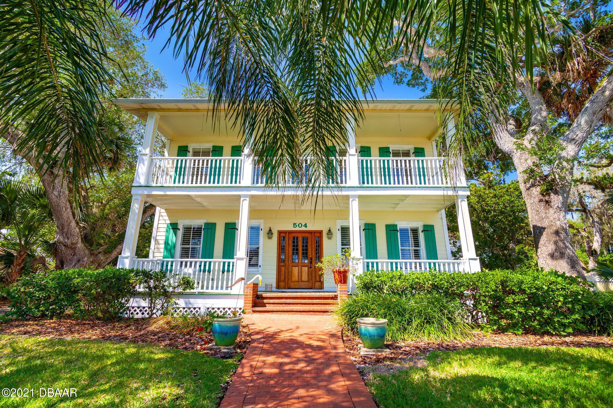 Photo of 504 N Riverside Drive, New Smyrna Beach, FL 32168
