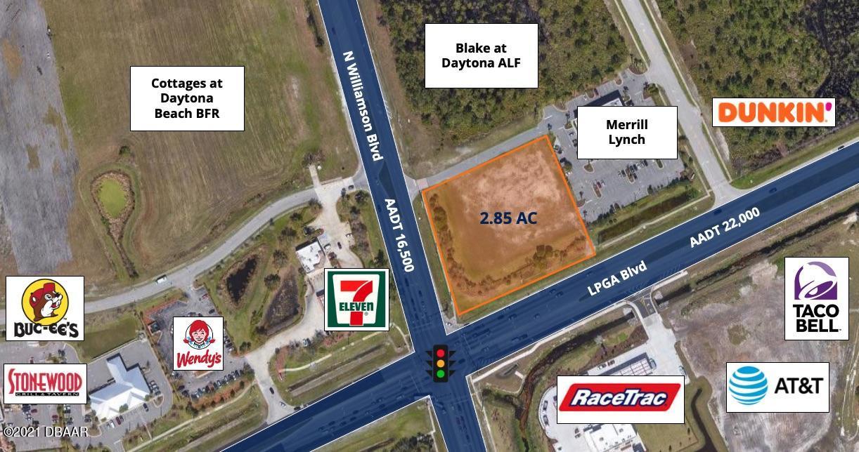 Details for 1621 Williamson Boulevard, Daytona Beach, FL 32117