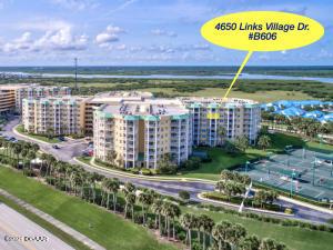 4650 Links Village Drive, B606, Ponce Inlet, FL 32127