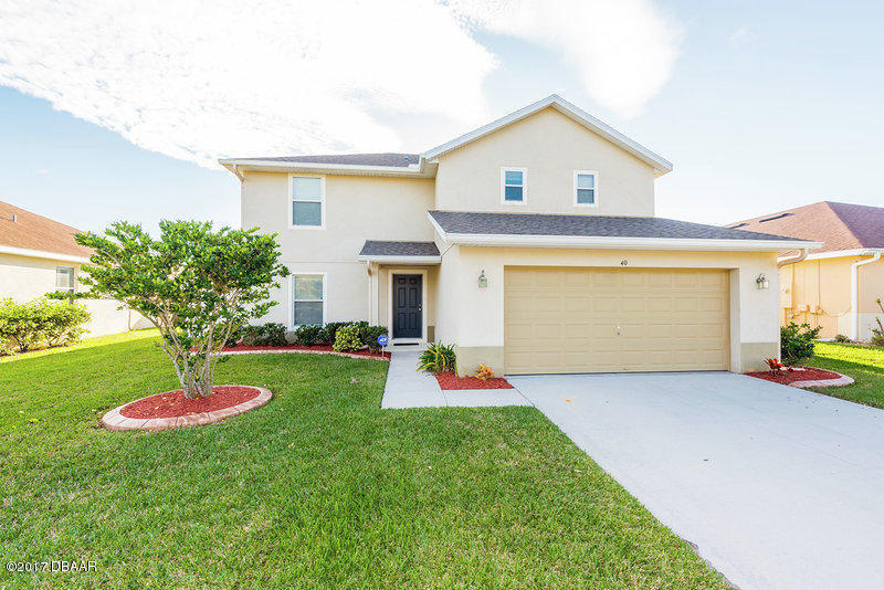 Listing Details for 40 Pergola Place, Ormond Beach, FL 32174
