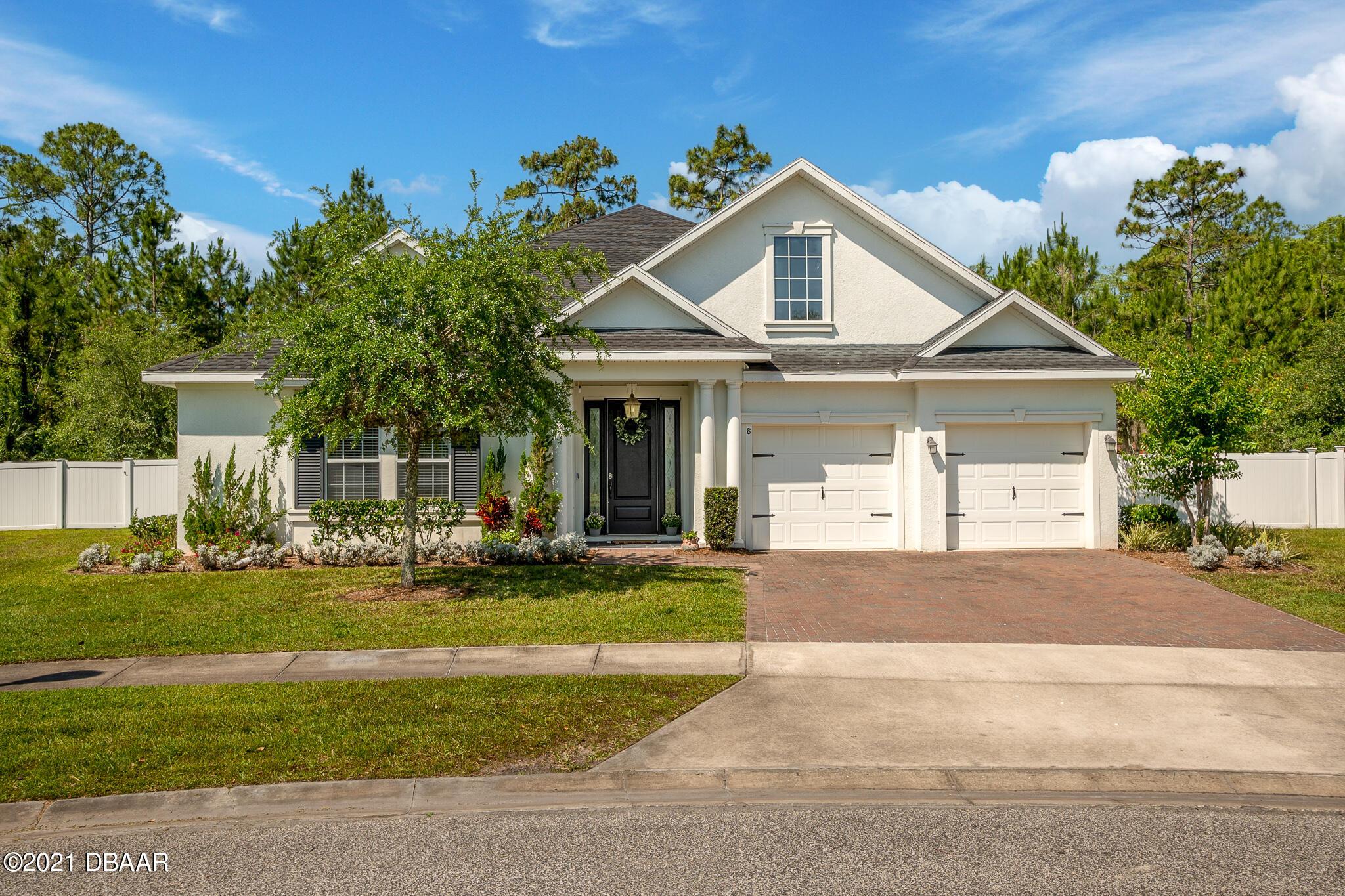 Photo of 8 Dormer Drive, Ormond Beach, FL 32174