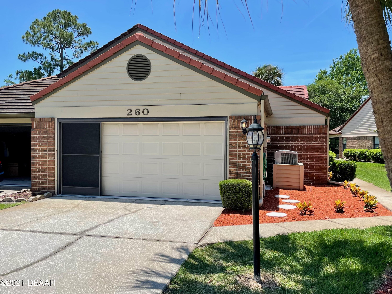 Details for 260 Palm Sparrow Court, Daytona Beach, FL 32119