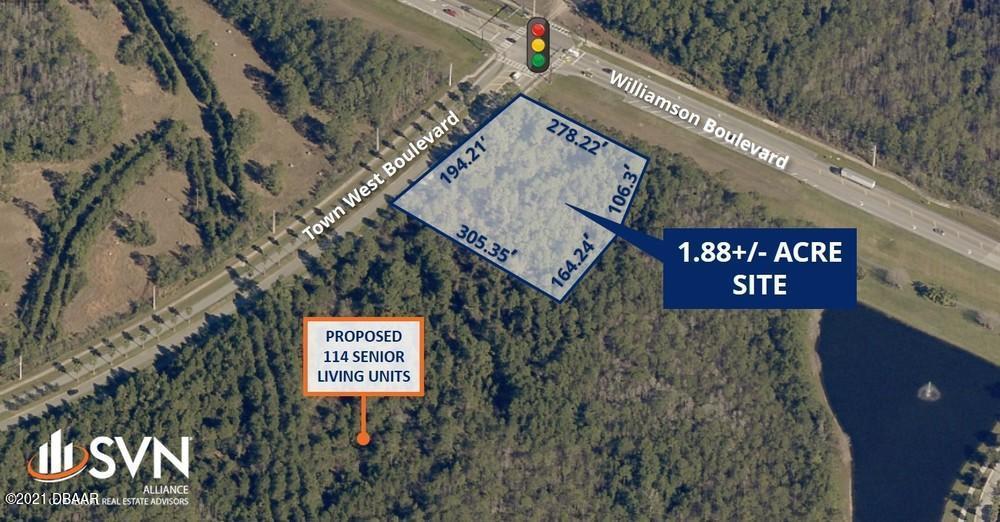 Details for 0 Williamson & Town West Blvd, Port Orange, FL 32128