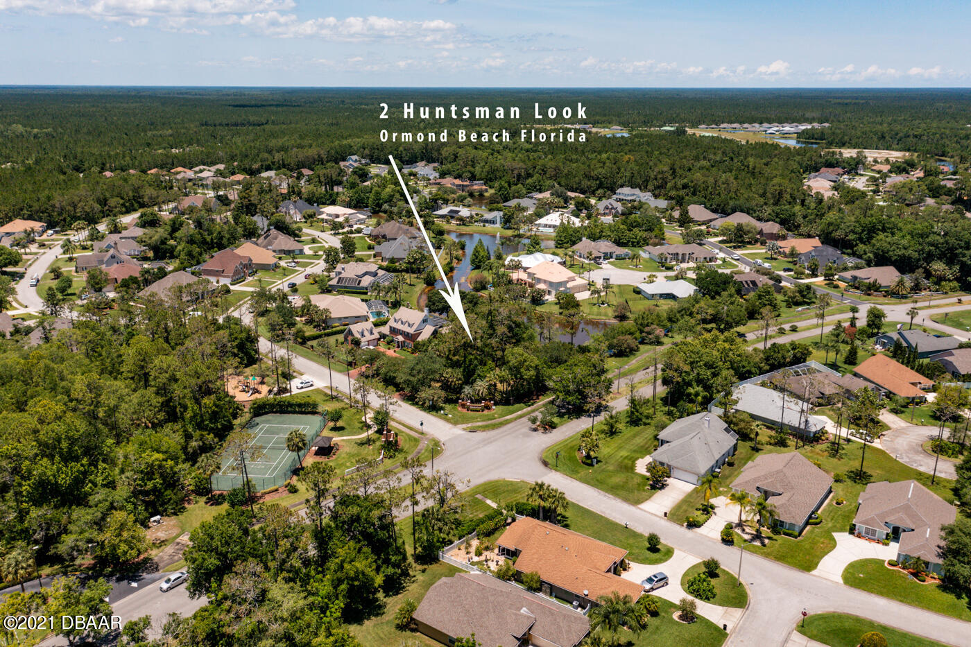 Details for 2 Huntsman Look, Ormond Beach, FL 32174