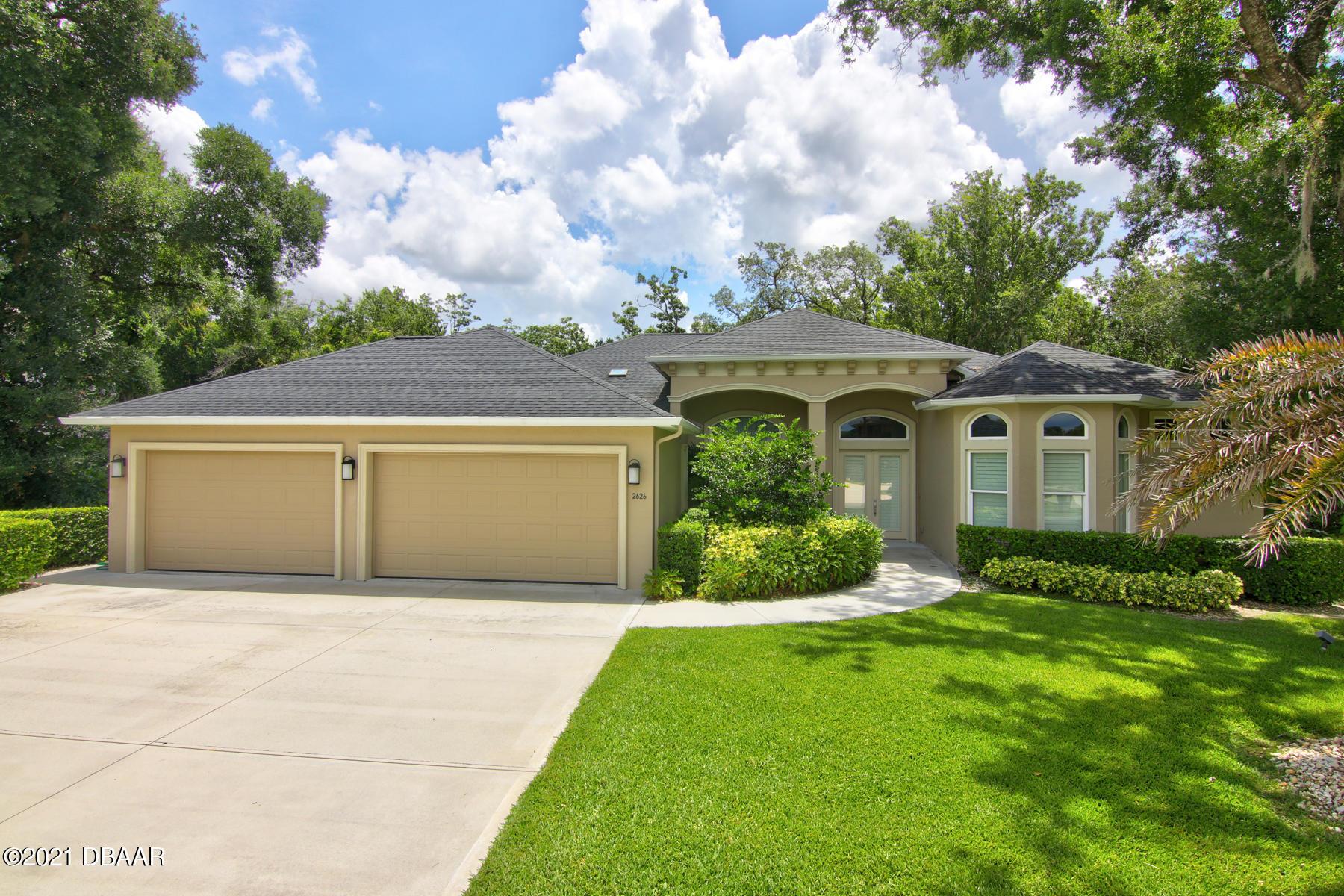 2626 E Spruce Creek Boulevard, Port Orange, FL 32128