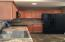 Dishwasher, Refrigerator, Stove and mounted Microwave