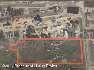 10.55 Acres of Commercial Land