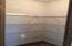 Storage storage storage in this large kitchen