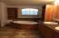 XL master bath separate tub and shower, double sink, and more storage