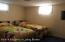 Basement nonconforming bedroom