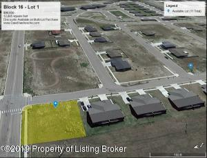 Block 16- Lot 1 Harvest Hills, Williston, ND 58801