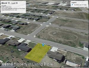 Block 11- Lot 11 Harvest Hills, Williston, ND 58801