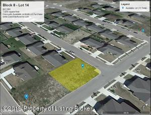 Block 8 - Lot 14 Harvest Hills, Williston, ND 58801