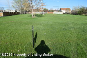 500 Block 1st. Ave. SW, Dickinson, ND 58601