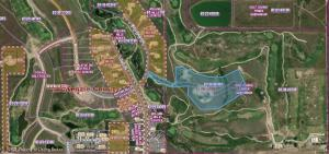 Golf Course Center Subdivision, Watford City, ND 58854