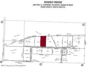 TBD (Lot 5) Rough Stock Road, Killdeer, ND 58640