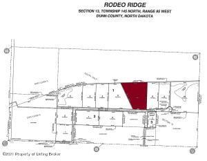 TBD (Lot 7) Rough Stock Road, Killdeer, ND 58640