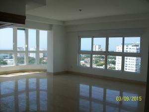 Apartamento En Alquileren Santo Domingo, Bella Vista, Republica Dominicana, DO RAH: 15-31